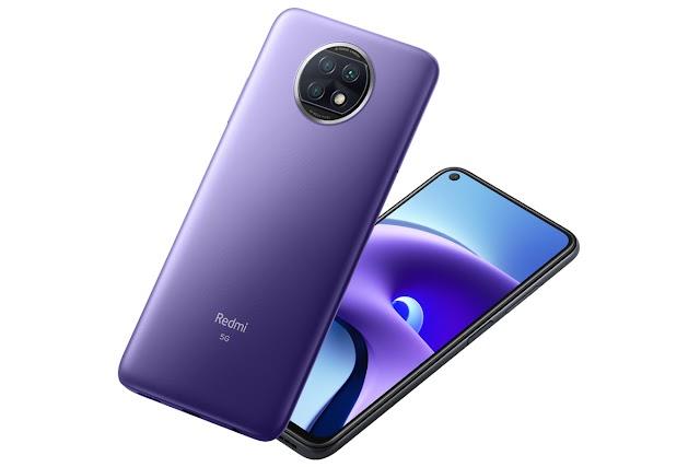 Redmi Note 9T สมาร์ตโฟน 5G ที่คุ้มค่าที่สุดแห่งปี 2564