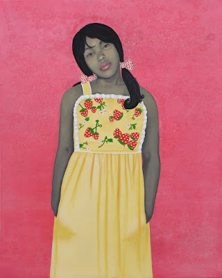 They Call me Redbone, But I'd Rather Be Strawberry Shortcake (2009), Amy Sherald