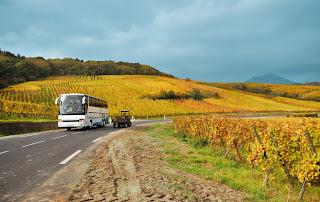 Negli week end di settembre, da Iseo Riprendono i Tour in bus lungo la Strada del Franciacorta