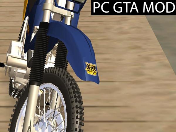 Free Download Honda XLX 350R  Mod for GTA San Andreas