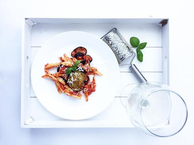 Gotowanie po włosku: sycylijska pasta alla norma