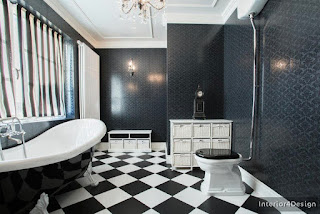 Black And White Interior Design Ideas 7