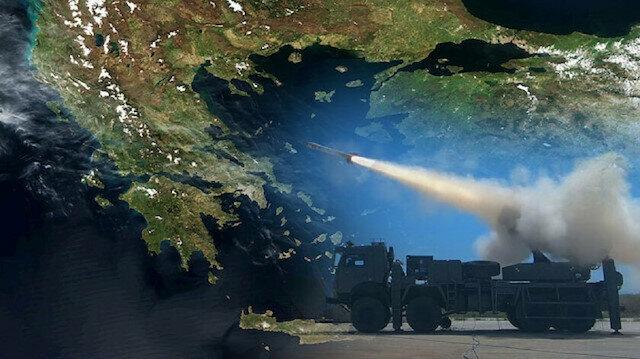 تركيا بالعربي - بصاروخها الجديد تركيا تغير قواعد اللعبة في شرق المتوسط وبحر إيجة