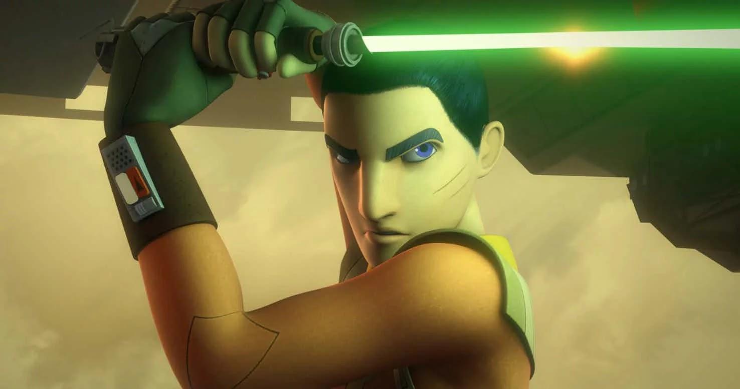 Star Wars Rebels 4th Season Trailer Reveals Premiere Date.
