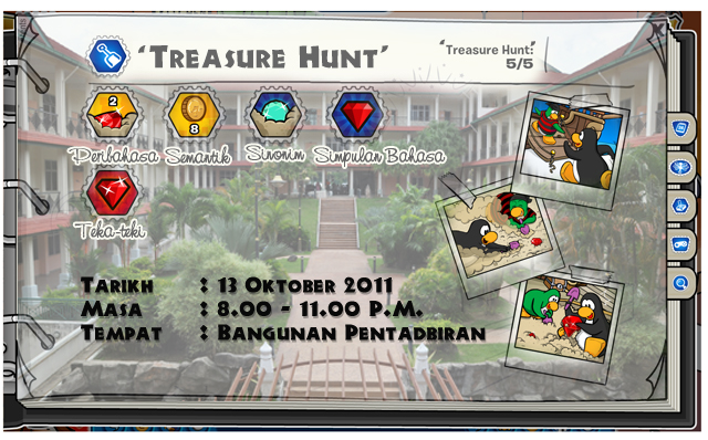 'Treasure Hunt'