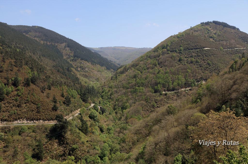 Ruta del Agua, Taramundi, Asturias