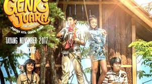 Download Film Naura & Genk Juara the Movie (2017) Full Movies