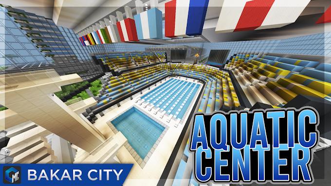 Aquatic Center (Mapa/Construccion)