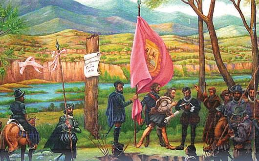 Fundación de Tarija: 4 de julio de 1574
