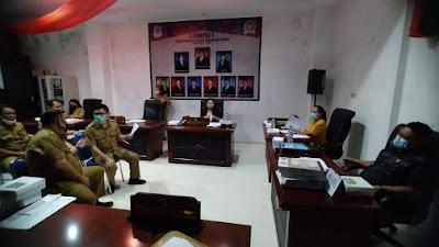 Terkait Anggaran 2020, Komisi I DPRD Manado Panggil Dinas Kominfo