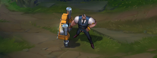 Surrender at 20 Mafia Braum  Chroma now available