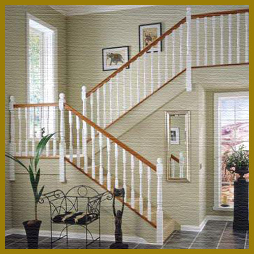 Short Stairs Ideas: STAIRCASE DESIGNS FOR SMALL SPACES