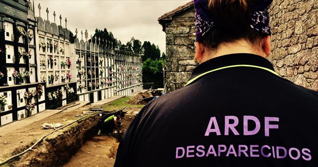 Archivan la causa de 21 asesinados en el Cementerio de San Lourenzo de Vilarraso (A Coruña)