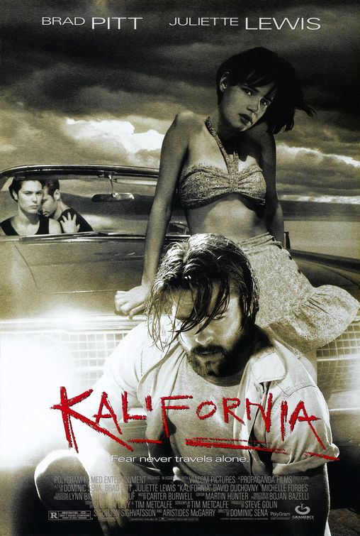 Kalifornia movie poster