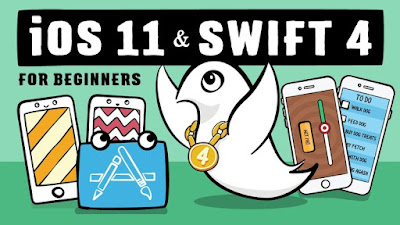 IOS 11 AND SWIFT 4 FOR BEGINNERS: 200+ HANDS-ON TUTORIALS | UDEMY