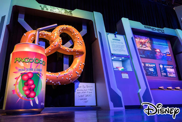 D23 Expo 2019 Marvel attractions, Disneyland Avengers Campus, Pym Test Kitchen