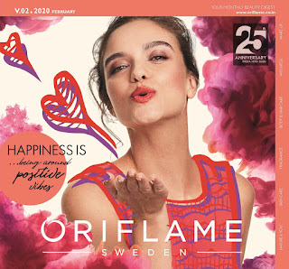 oriflame catalogue february 2020