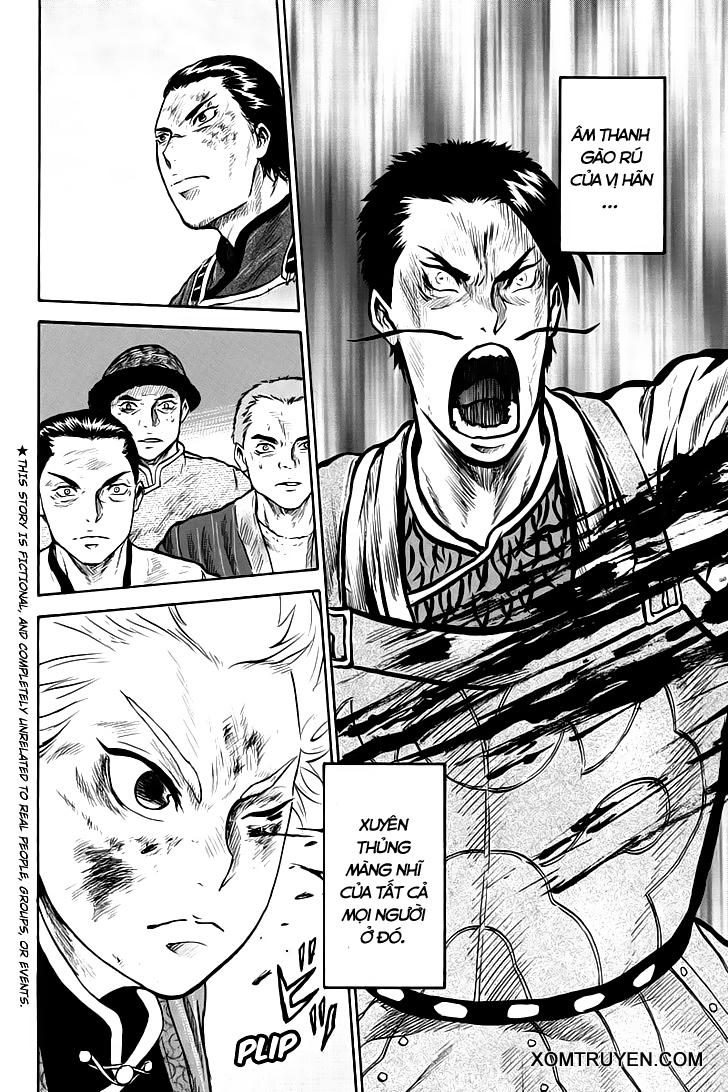 Horizon (okada takuya) chap 41 trang 2