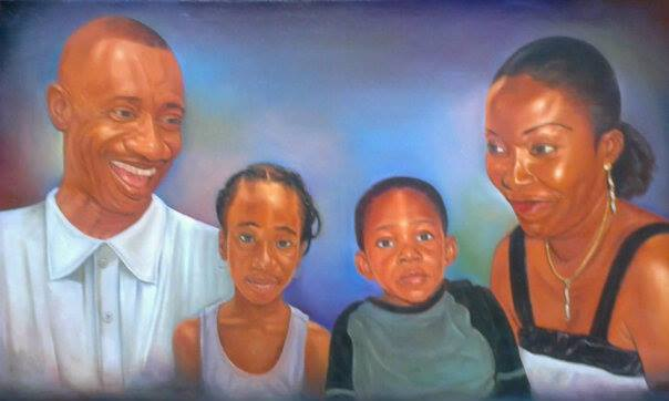 Nigerian artworks on painting pencil work and portrait we sell our art works and seeking for help around the world