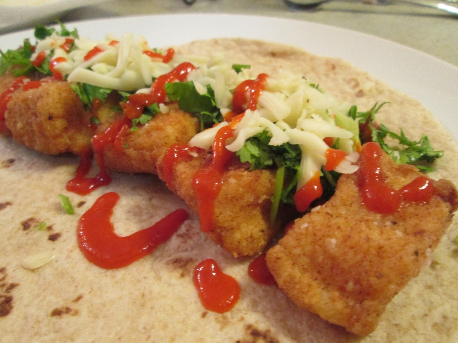 Corcoran Street Kitchen: Fried Fish Tacos - photo#21