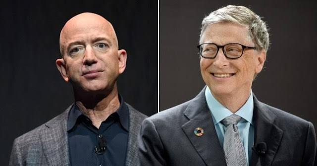 من جيف بيزوس إلى بيل غيتس: تعرف علي ما درسه أغنى المليارديرات في العالم في الكلية
