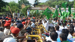 lathi-charge-on-rjd-worker