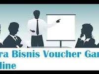 Cara Memulai Bisnis Agen Voucher Game Online, Banyak Untungnya