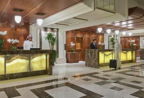 هدية حجز في فندق سويس اوتيل المقام مكة لصديقك المحب للفنادق