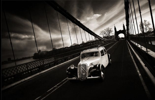 Alex Saberi online Portfolio - Car