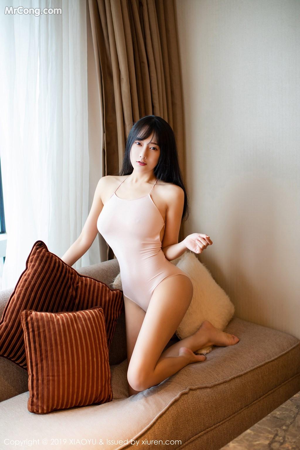 Image XiaoYu-Vol.097-He-Jia-Ying-MrCong.com-006 in post XiaoYu Vol.097: He Jia Ying (何嘉颖) (67 ảnh)