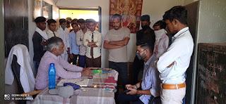 शिक्षक द्वारा छात्र की बेरहमी से पिटाई के विरोध में भारतीय राष्ट्रीय छात्र संगठन ने दिया तहसीलदार को ज्ञापन