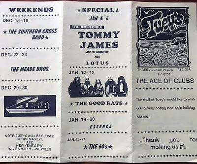 Tuey's