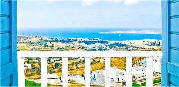 I migliori hotel e appartamenti di Paros
