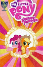 My Little Pony Carla Speed McNeil Comic Covers
