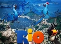 Rio 2 - The movie sequel to Rio.