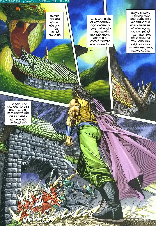 Bá Đao Chap 137 - Truyen.Chap.VN