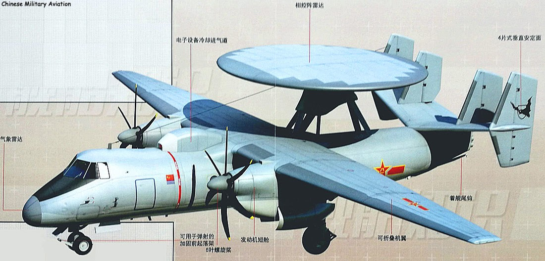 Chinese Military Aviation: Surveillance Aircraft II