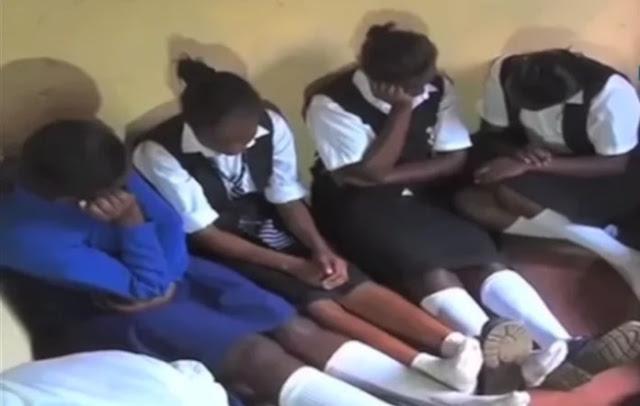 Female Secondary School Students Rape Teacher To Coma in Ogun State