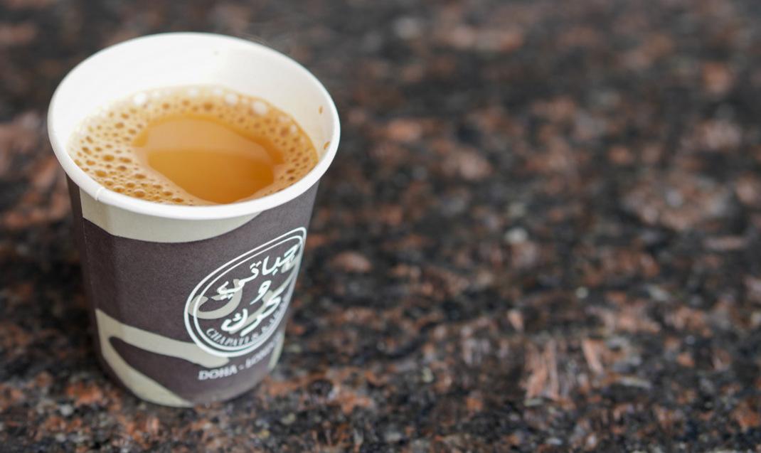 Karak Tea, Qatar
