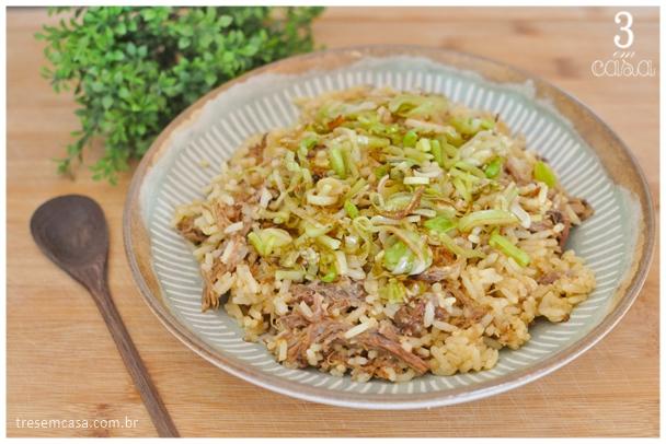 arroz de costela