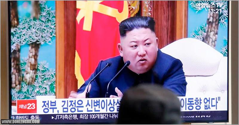 Kim Jong-Un en estado vegetal tras permanecer en coma profundo