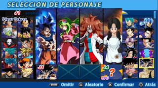 DRAGON BALL Z TENKAICHI TAG TEAM  COM MENU PERMANENTE [PARA ANDROID E PC PPSSPP]+DOWNLOAD/DESCARGA