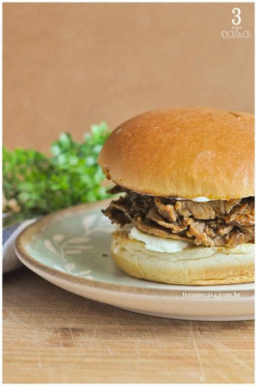sanduiche de carne assada como fazer