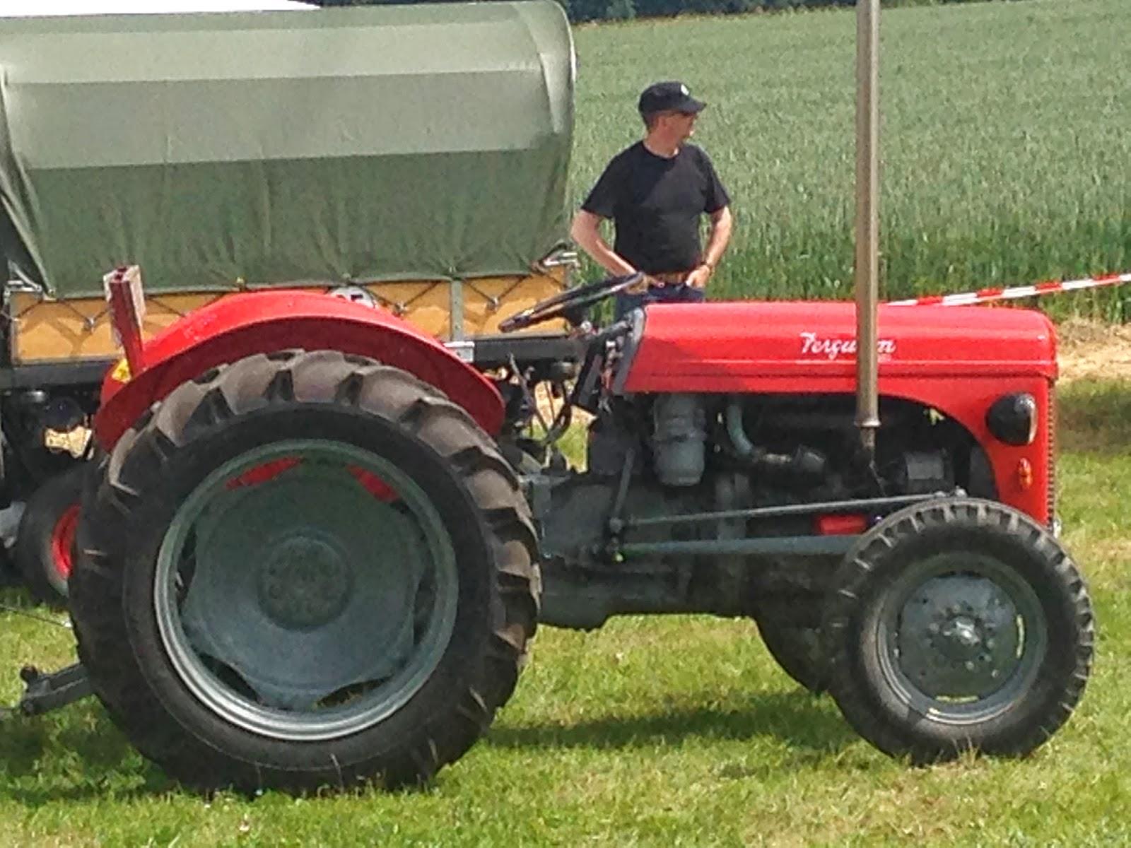 Traktor aus Cars