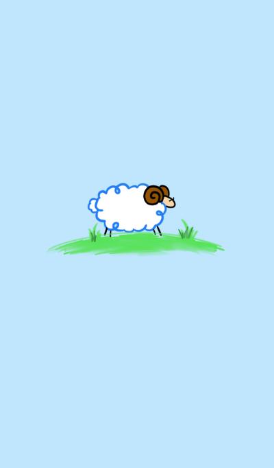 Softie (the bighorn sheep)