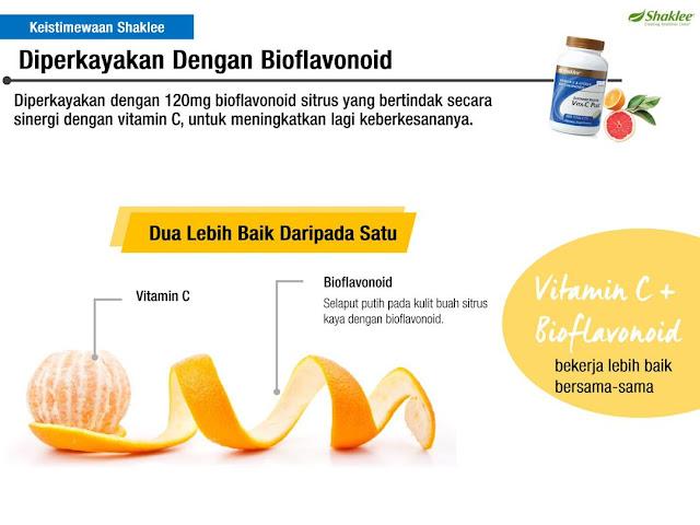 Order Vitamin C Shaklee
