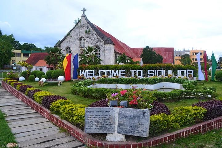 Siquijor Church