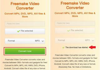 Cara Mengubah Video ke MP3 di Android Tanpa Aplikasi 3