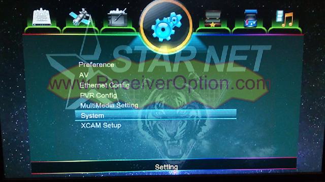 STAR NET Q999 1507G 8MB TEN SPORTS OK NEW SOFTWARE