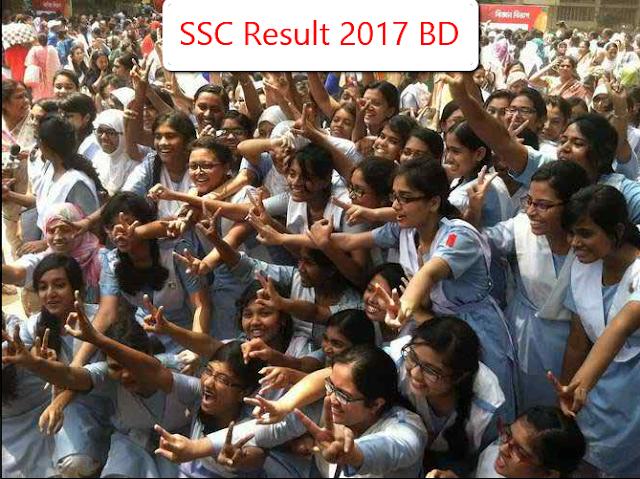 ssc result 2017 bd